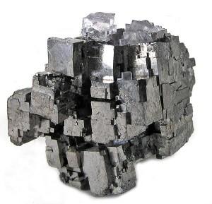 Кубики галенита
