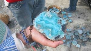 Добыча камня