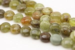 Бусы из минералов