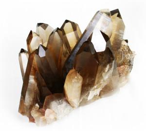 Редкий дымчатый кристал