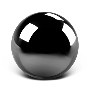 Черный агат камень