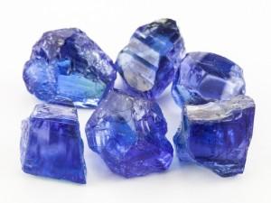 Небесно голубые камни