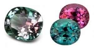 Прозрачные драгоценные минералы
