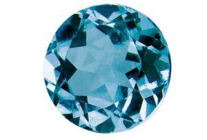 Небесно голубой камень