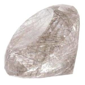 ограненный камень