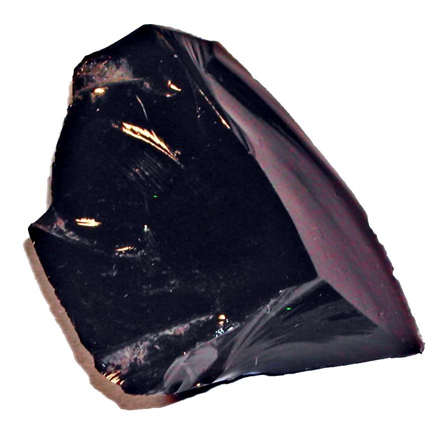 Камень обсидиан